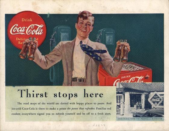 The Strange: coke9