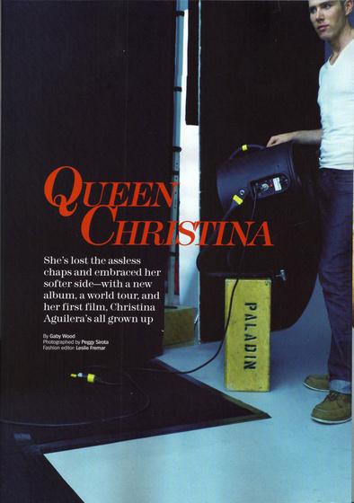 The Strange: christina
