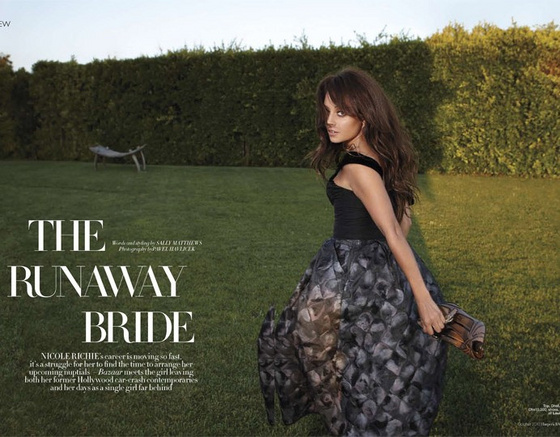 The Strange: bride1