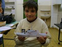 TIT HMHE: 15. Hajómodellező szakkör a Csokonai Gimnáziumban