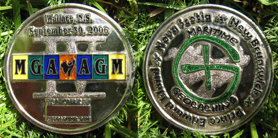 MGA AGM 2006 Geocoin - 2009.08.09.