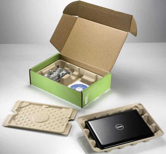 Dell Mini bambusz csomagolásban