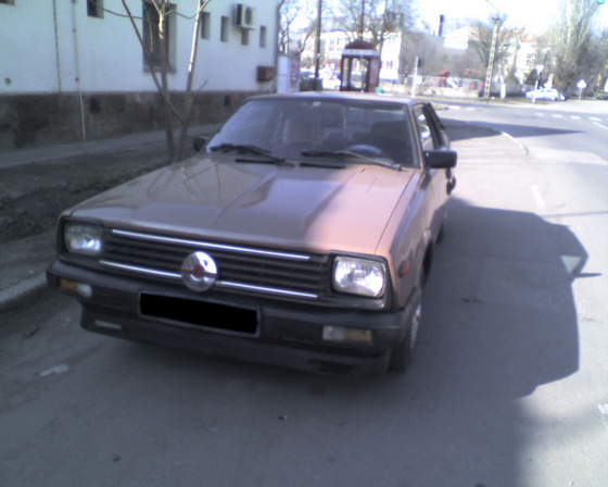 DR!FT3R: Datsun Z100 front
