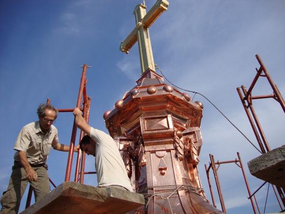 Szent Kereszt Plébánia, Tata: DSC00427