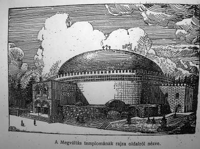 Magyar Szentföld Templom