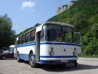 vrobee: LAZ bus