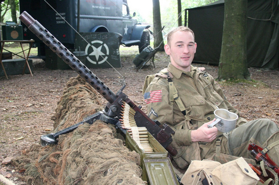 Monty: detling2006-WWII by monty 09