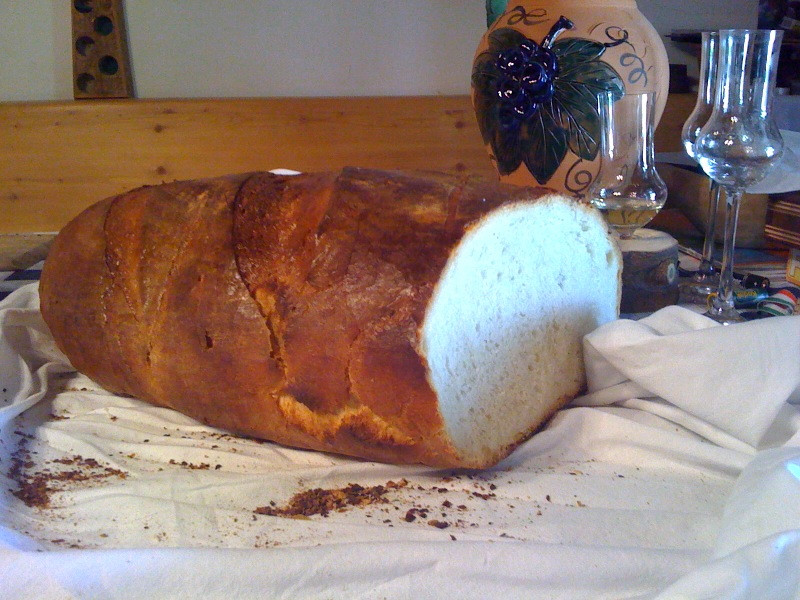 ödön 3 kilós kenyere - ráraboltunk