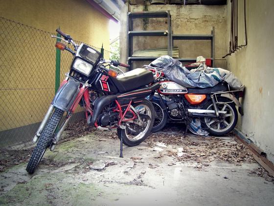 kristooof: Yamaha DT 80