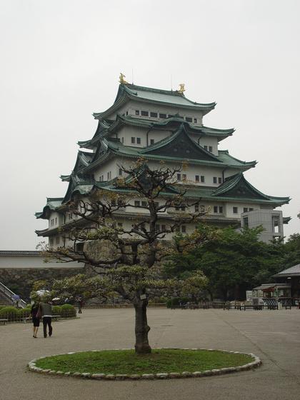 Misi: Nagoya kastély