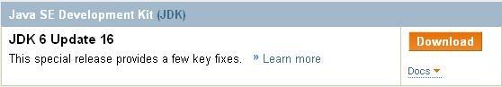 infoerettsegi: java netbeans 01 java se a honlapon