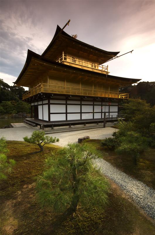 commelauche: Kyoto - Kinkakuji