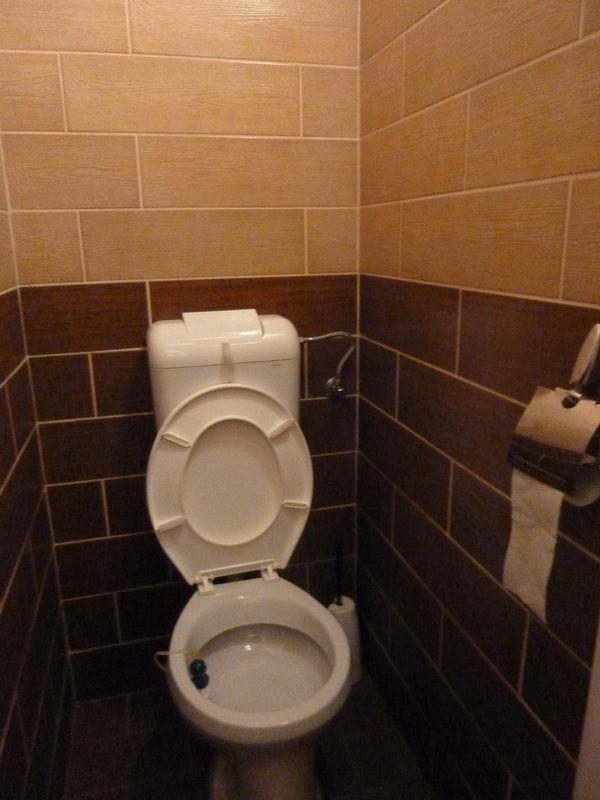Egyszemélyes WC
