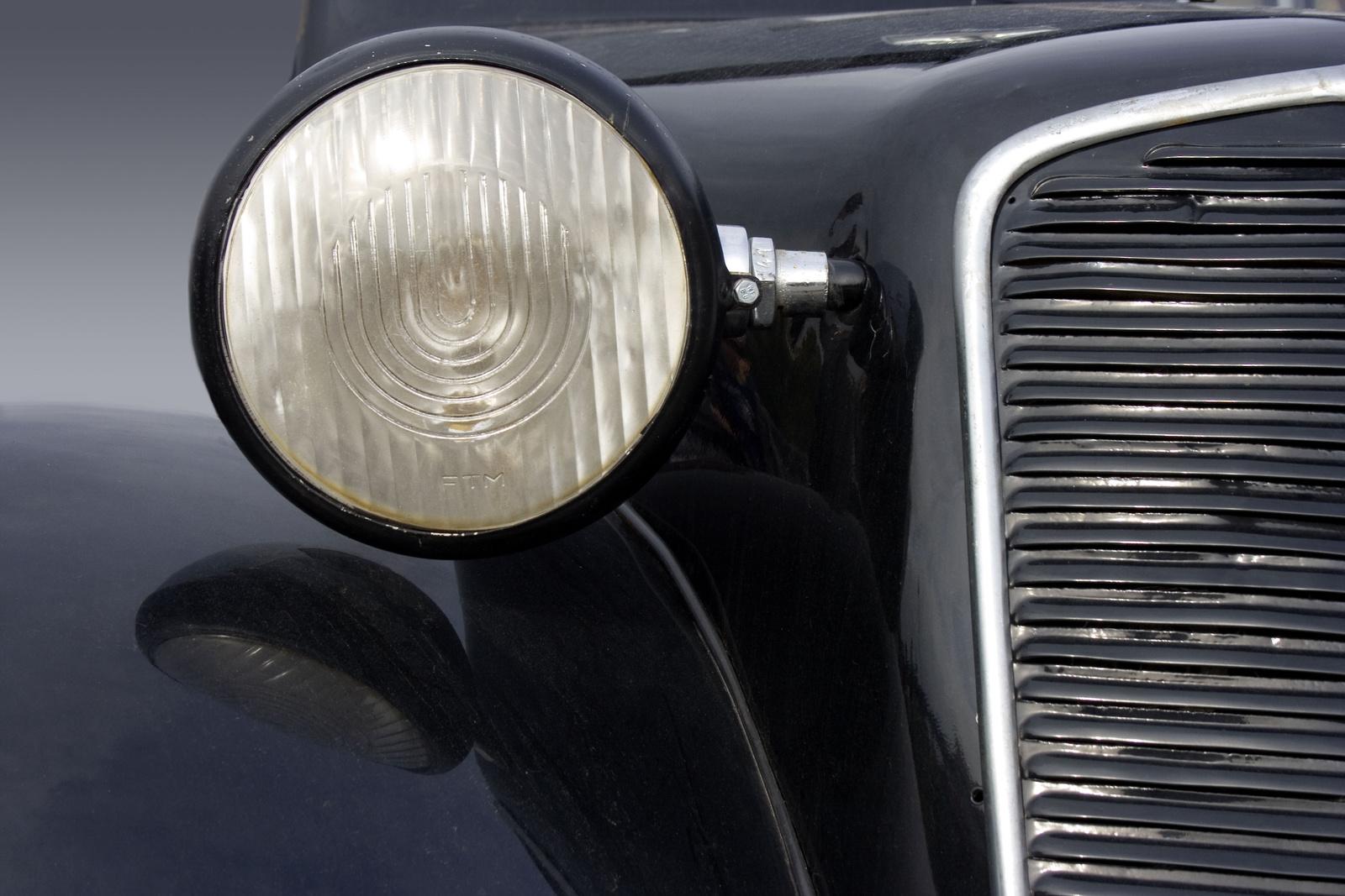 veteran car 1950