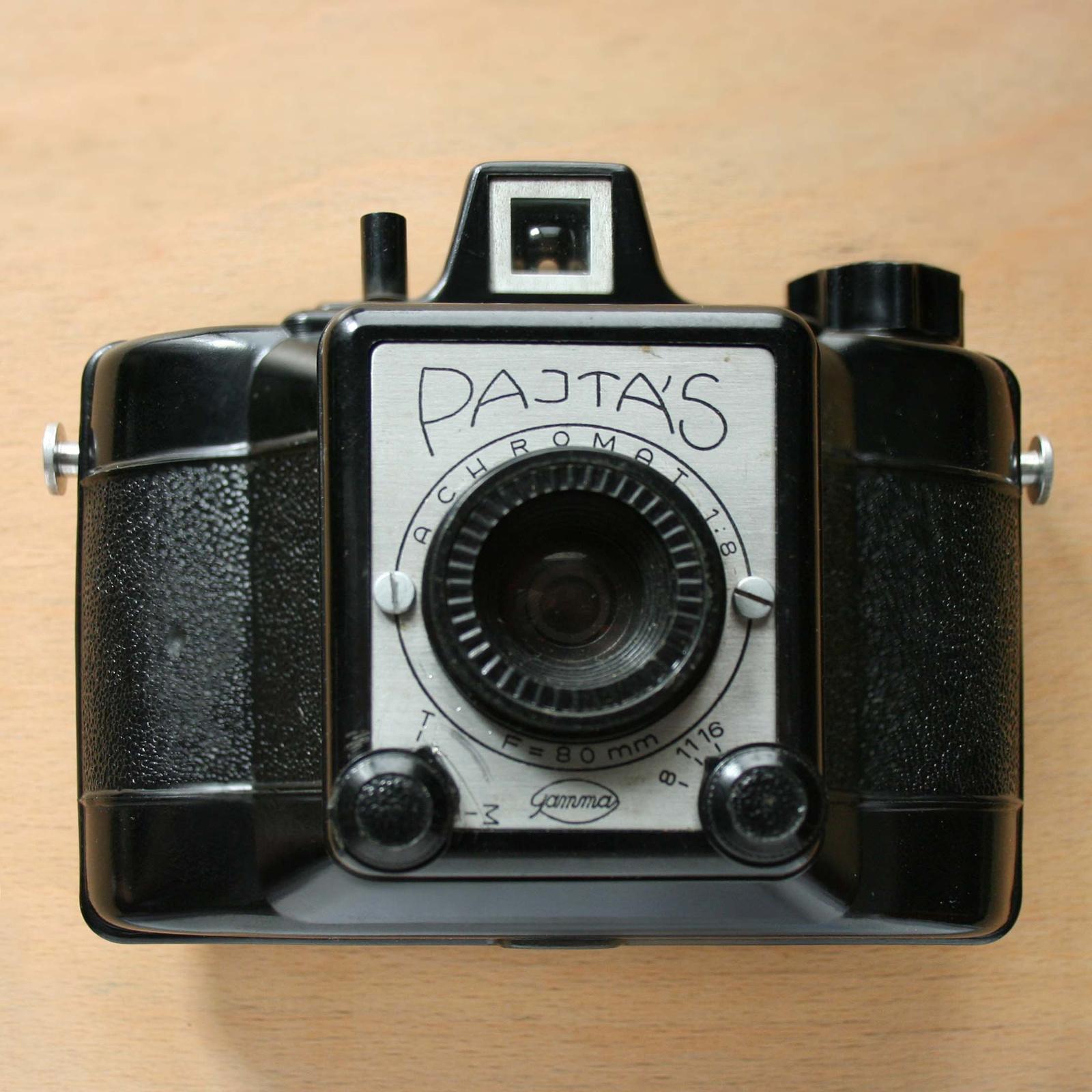 Pajtás fotogép 1958