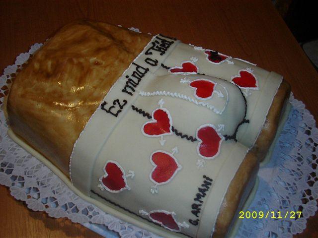 szülinapi torta 18 évesnek gatya   nellytorta   indafoto.hu szülinapi torta 18 évesnek