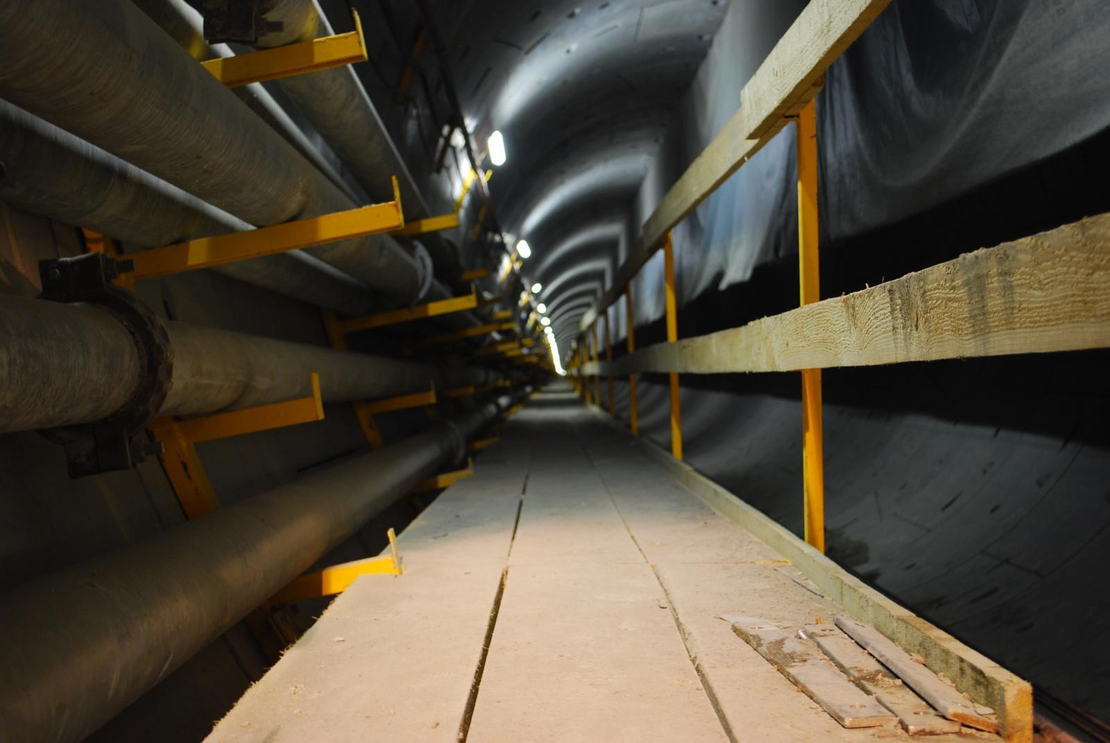 DSC 4479 Az alagút Kelenföld felé