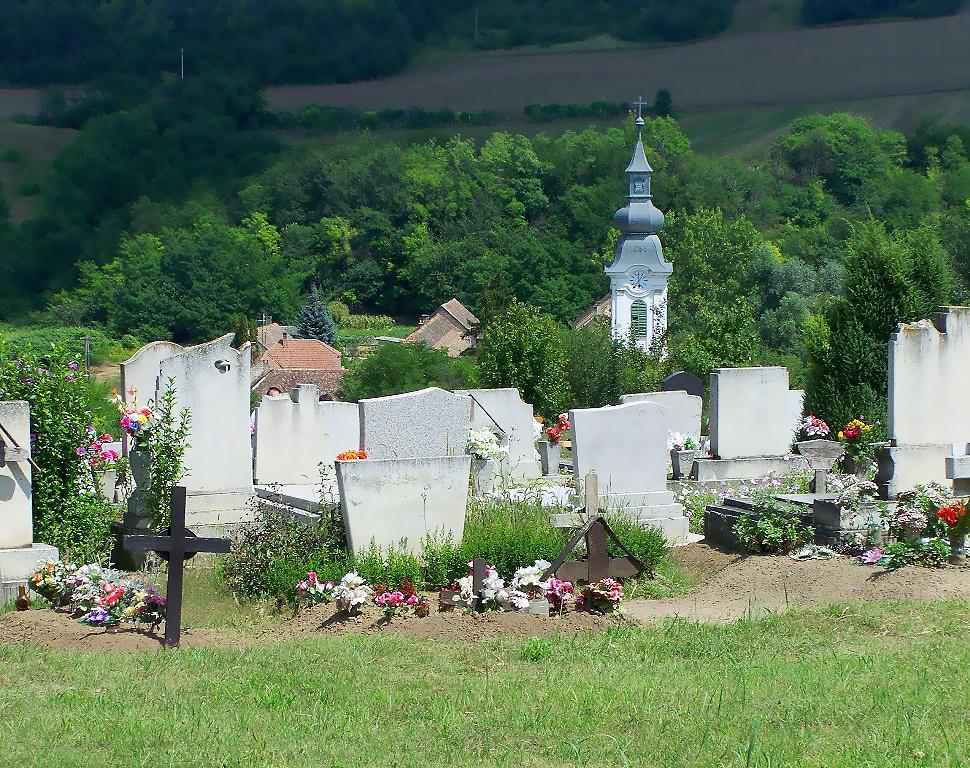 A varsádi kicsiny temető
