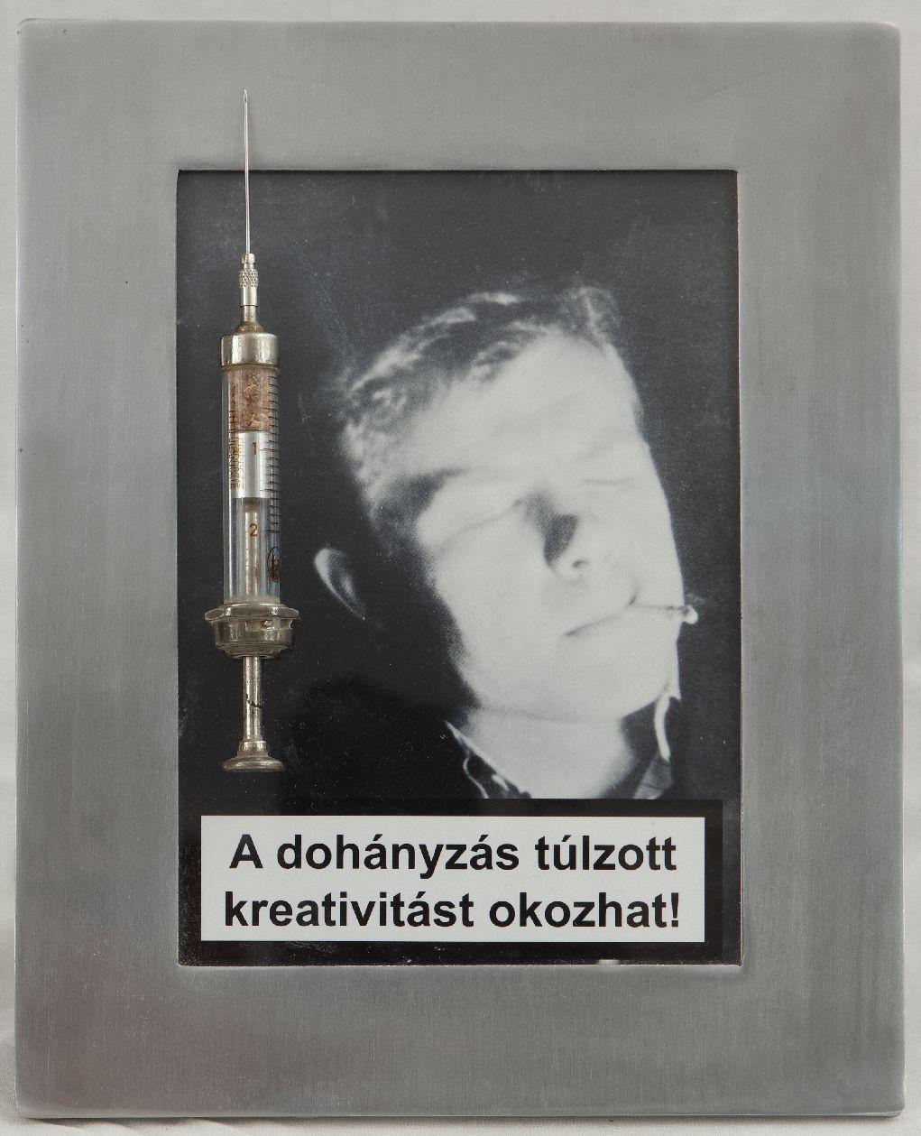 Urvölgyi Balázs - A dohányzás túlzott kreativitást okozhat - 200
