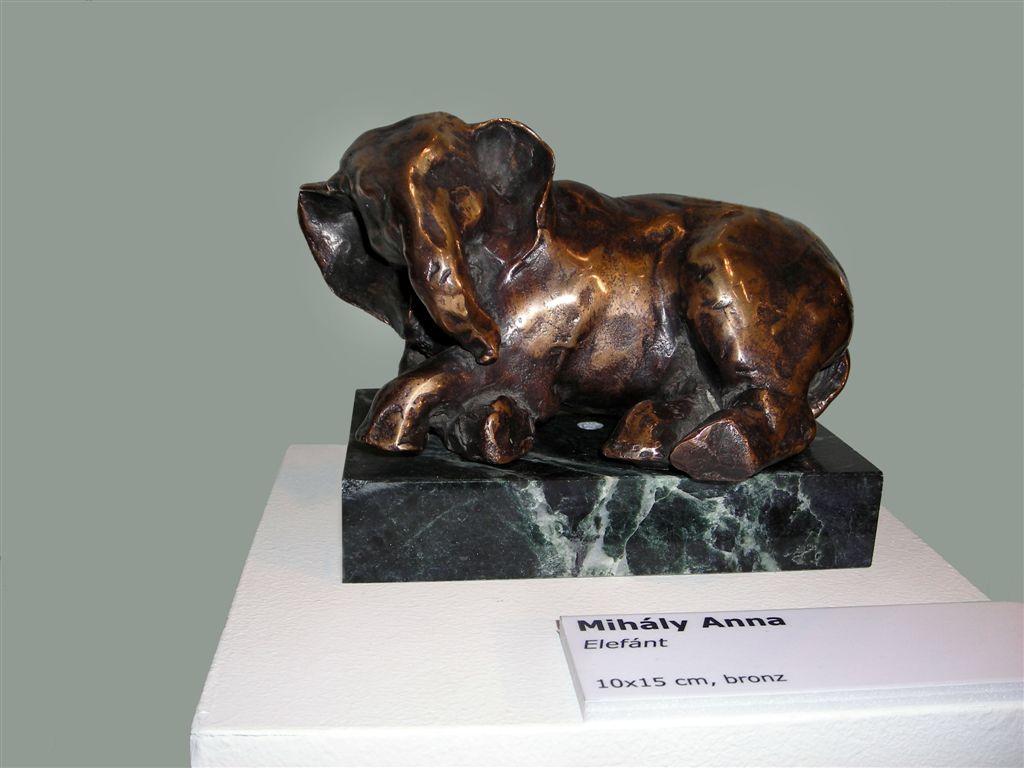 Mihály Anna-elefánt