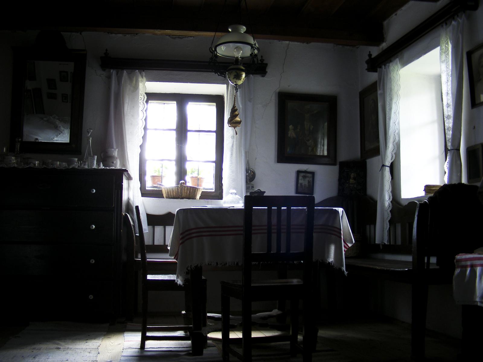 parasztszoba