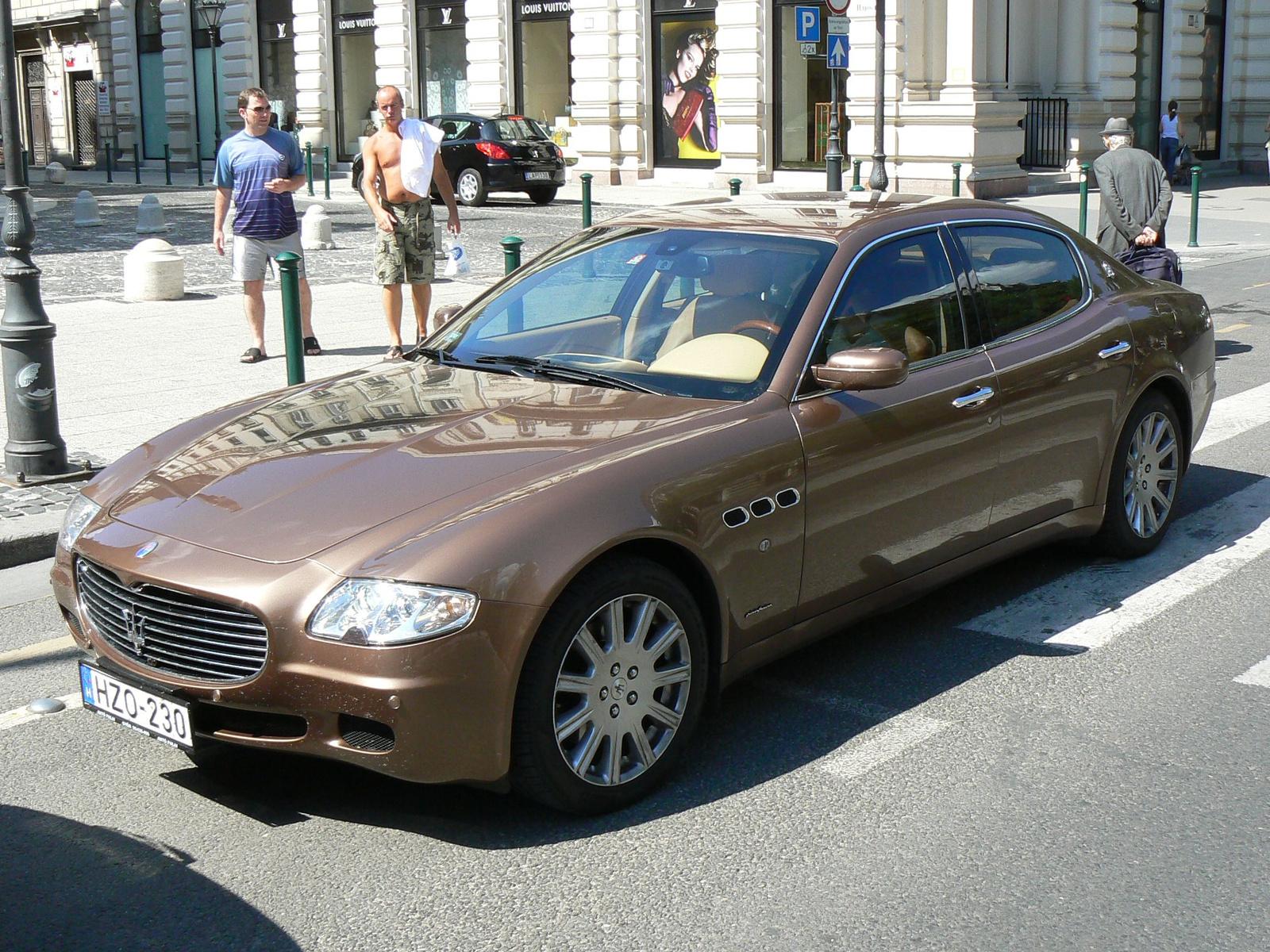 Maserati Quattroporte 036