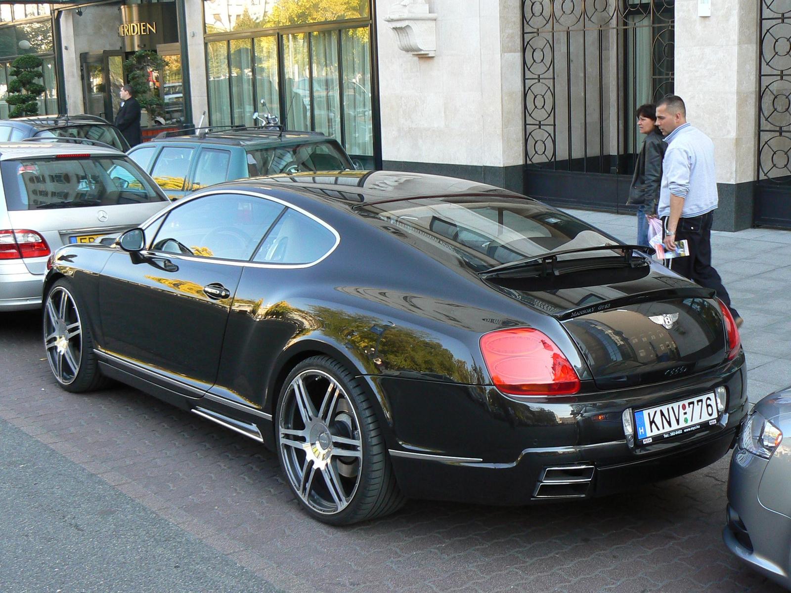 Bentley Continental GT 062