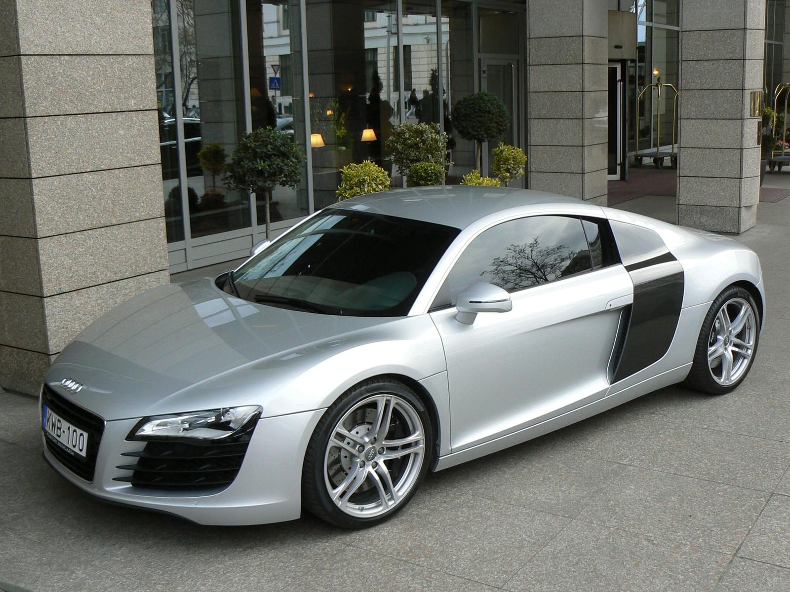 Audi R8 009