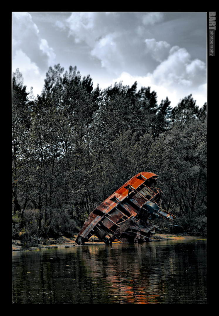 Hajótemető, Pilismarót 2.