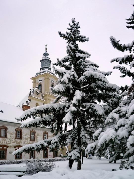 A Sarlós Boldogasszony templom